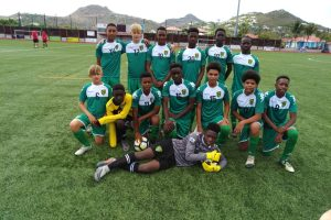 BVI U15 in St. Barth