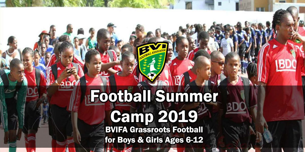 BVI Football Camp 2019